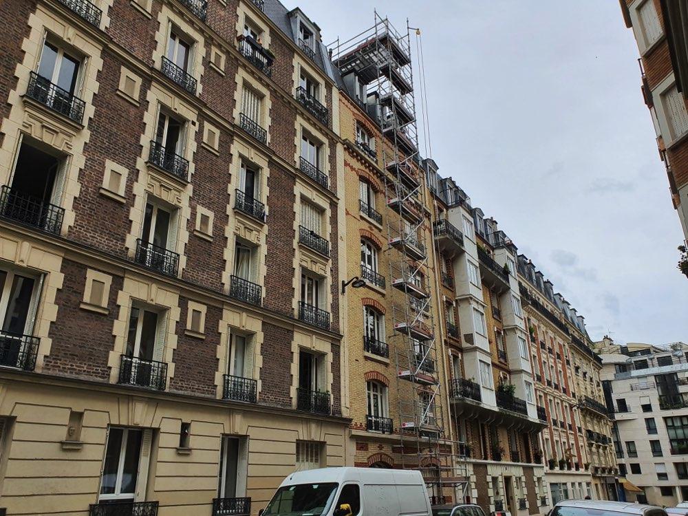 Ravalement Paris