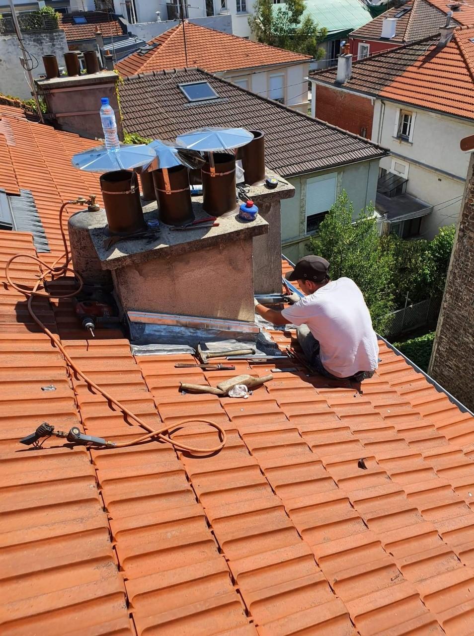 Solin toiture Paris