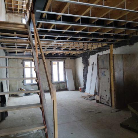 Rénovation appartements Courbevoie 92