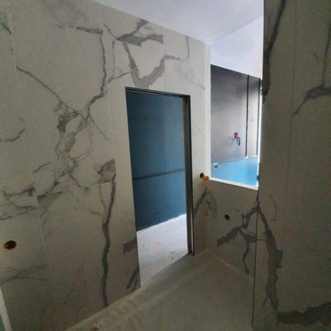 Conduite de travaux 40 salles de bains pour Hôtel Paris 75001